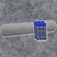 Flat Lining Carpet Kit - Silver Grey