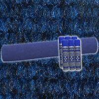 Ribbed Lining Carpet Kit - Navy Blue