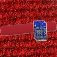 Ribbed Lining Carpet Kit - Red