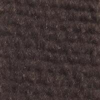 Ribbed Lining Carpet - Coffee
