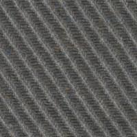 OEM Seating Cloth - Audi 80 - Diagonal Stripe (Grey)