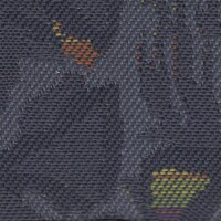 OEM Seating Cloth - Ford - Flatwoven Fantasy Motif (Grey/Blue)