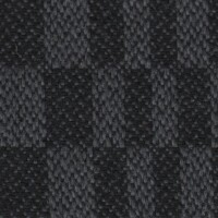 OEM Seating Cloth - Ford Fiesta/Escort - Chequered (Black/Grey)