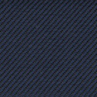 OEM Seating Cloth - Ford Fiesta Trend/Futura - Twill (Black/Blue)