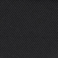 OEM Seating Cloth - Ford - Fine Twill (Black)