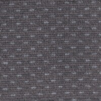 OEM Seating Cloth - Ford Sierra - Velour Stripey Dots (Dark Grey)