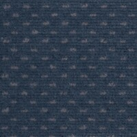 OEM Seating Cloth - Ford Sierra - Velour Stripey Dots (Blue/Silver)