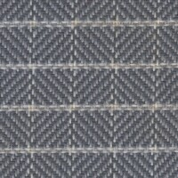 OEM Seating Cloth - Ford Fiesta - Flatwoven Square (Grey)