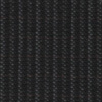 OEM Seating Cloth - Mercedes W123 - Striped Taxi Cloth (Black/Anthracite)