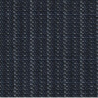 OEM Seating Cloth - Mercedes W123 - Striped Taxi Cloth (Blue)