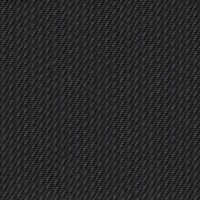 OEM Seating Cloth - Mini F Series - Flatwoven Carbon (Black/Anthracite)