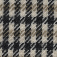 OEM Seating Cloth - Porsche 911 - Houndstooth (Black/White/Beige)
