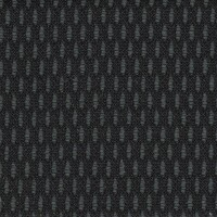 OEM Seating Cloth - Renault Clio - Mesh Metallic (Black/Silver)