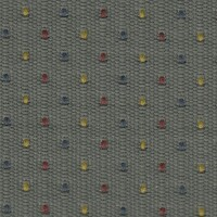 OEM Seating Cloth - Renault Cio 3 - Litz Dot (Grey/Multi)