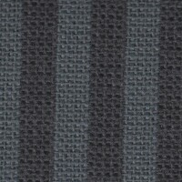 OEM Seating Cloth - Renault - Flatwoven Vertical Stripe (Grey/Anthracite)