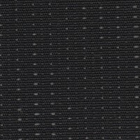 OEM Seating Cloth - Renault - Vertical Dotty Stripes (Black/Silver)