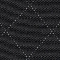 OEM Seating Cloth - Skoda Fabia/Karoq/Ambition - Diamond (Black/Grey)
