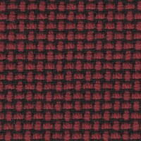 OEM Seating Cloth - Volkswagen Beetle - Fleck Motif (Red/Black)