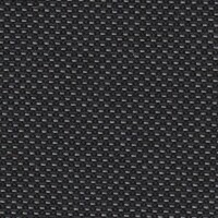OEM Seating Cloth - Volkswagen Polo - Flatwoven Dots (Black/Silver)