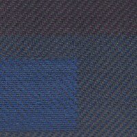 OEM Seating Cloth - Volkswagen - Twill Blocks (Grey/Multi)