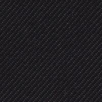 Car Seating Cloth - Black 'Famous' Style C