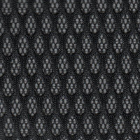 Car Seating Cloth - Black Honeycomb Spacer