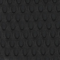 Car Seating Cloth - Black Wide Spacer