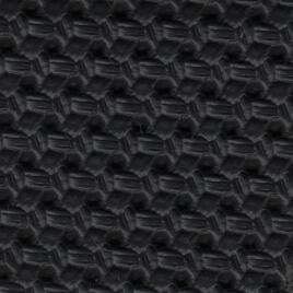 Basketweave Vinyl - Black