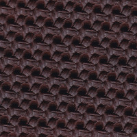 Basketweave Vinyl - Chestnut