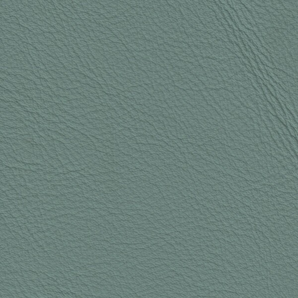 Clearance Leather Half Hide - Minty Green