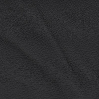 Clearance Leather Half Hide - Thin Black (Skived)