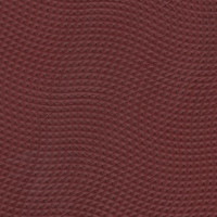 Clearance Leather Half Hide - Viper Red
