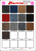 Ribbed Lining Carpet (Ribbed)