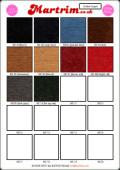 Tufted Nylon Carpet (TUFT)